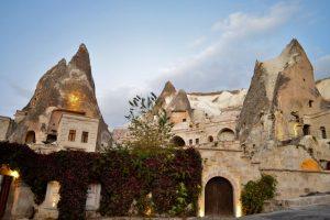 Каппадокия - Отель в пещерах