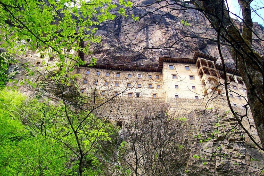 Монастырь Панагия Сумела - Трабзон