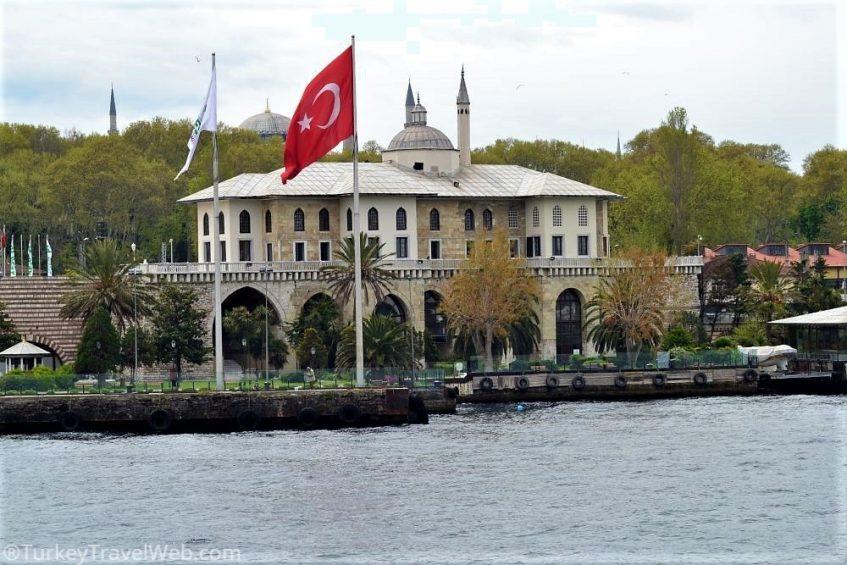 Весна в Турции - Стамбул