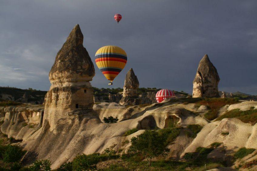 Путешествия по Турции — Каппадокия