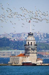 Стамбул - город двух континентов