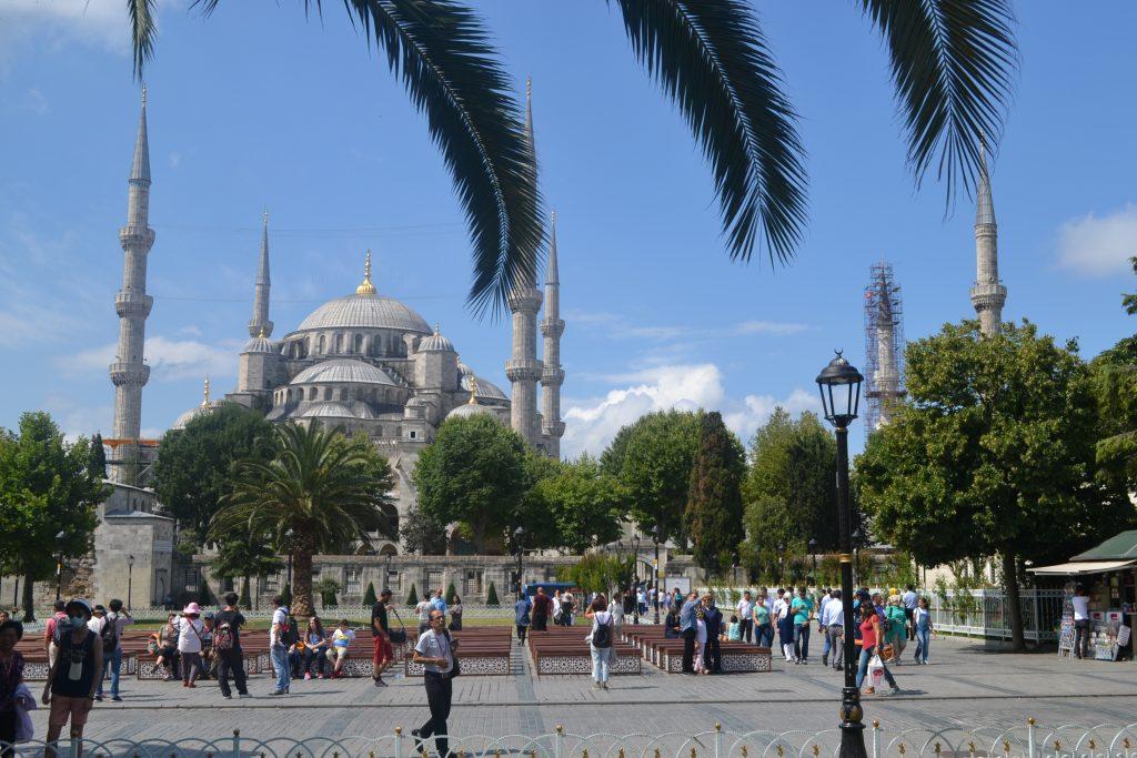 Голубая Мечеть или Мечеть Султана Ахмета