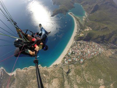 Фетхие — курорт на стыке двух морей