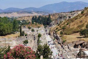 Руины древнего Эфеса