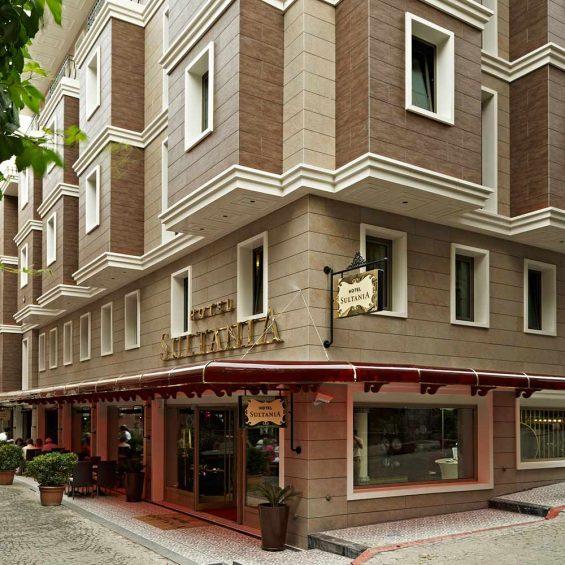 Отель Sultania в Стамбуле