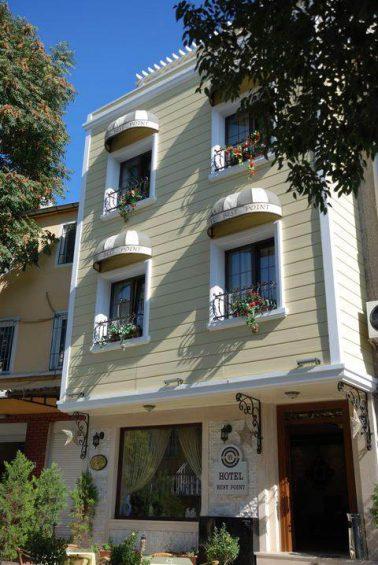 Отель Best Point в Стамбуле