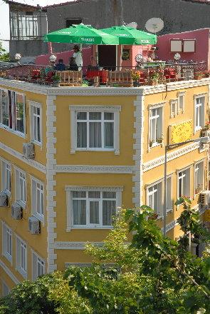 Хостел Metropolis в Стамбуле