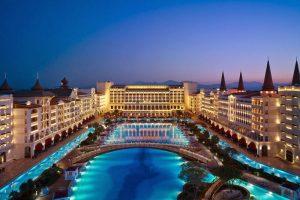 Отель Mardan Palace в Анталии