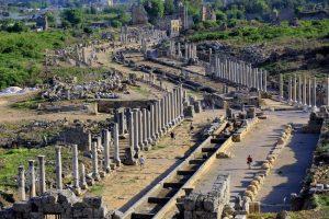 Древний Город Перге — Анталья, Турция