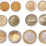 Турецкие монеты - курушы