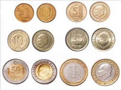 Валюта Турции – Турецкая Лира. Курс турецкой лиры к рублю