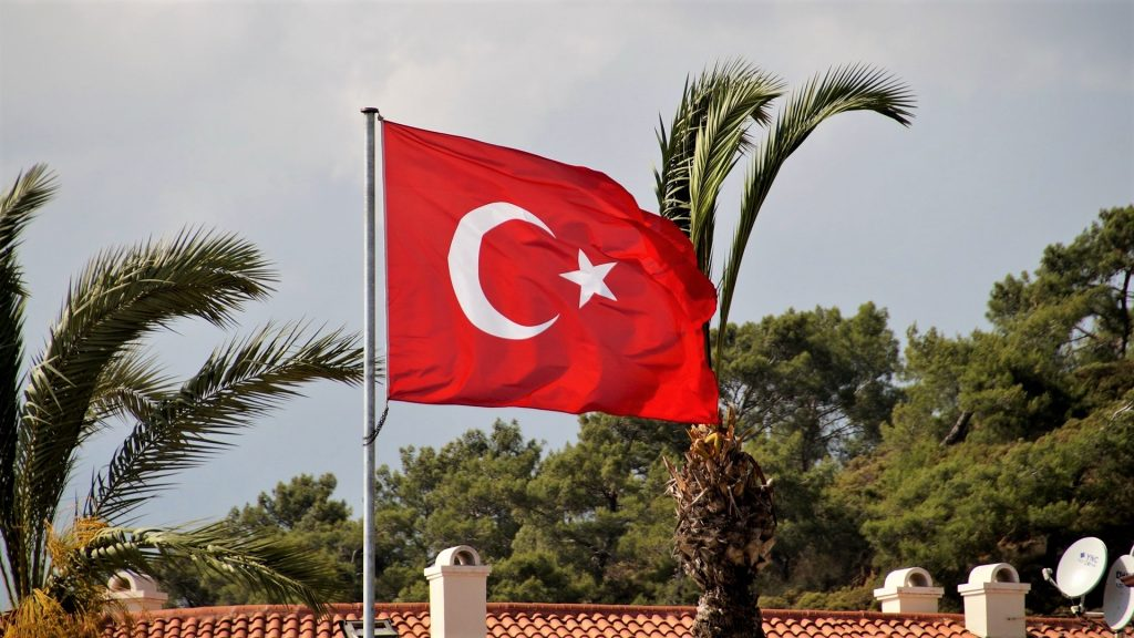 Book a hotel in Turkey